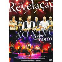 Ao Vivo No Morro - DVD