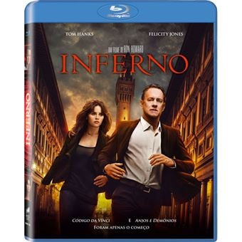 Inferno - Blu-ray