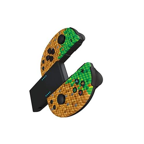 Gioteck - Comando Joy-Con Retro Cubes Nintendo Switch