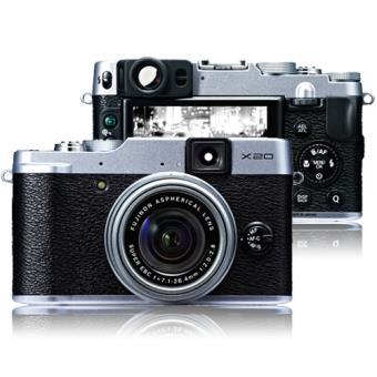 Fujifilm X20 (Prata)