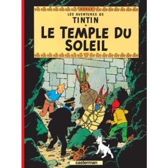 Les Aventures de Tintin - Livre 14: Le Temple du Soleil