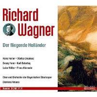 WAGNER-DER FLIEGENDE HOLLANDER (2CD