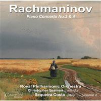 Rachmaninov: Piano Concertos Nos. 2 & 4 - CD