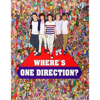 Where's One Direction?