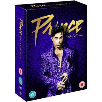 Prince Movie Collection - DVD Importação