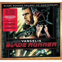 BSO Blade Runner Trilogy (Deluxe 25th Anniversary Edition 3CD)