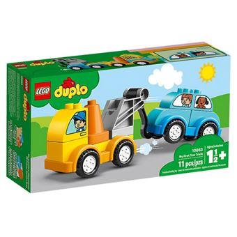LEGO DUPLO Creative Play 10883 O Meu Primeiro Camião-Reboque