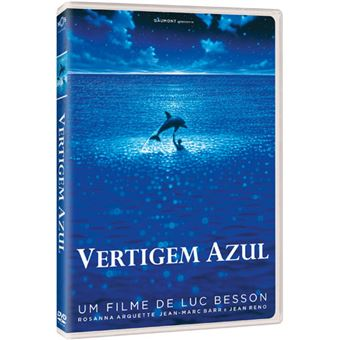 Vertigem Azul - DVD