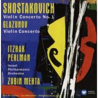 Shostakovich & Glazunov: Violin Concertos