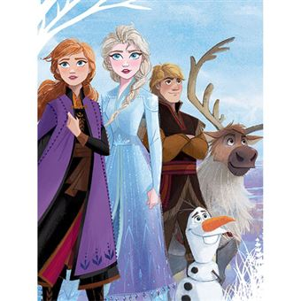 Poster Frozen: Stronger Together