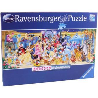 Puzzle Foto de Grupo Disney - 1000 Peças