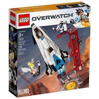 LEGO Overwatch 75975 Ponto de Vigia: Gibraltar