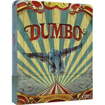 Dumbo - Edição Steelbook - Blu-ray Importação