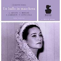 VERDI-UN BALLO IN MASCHERA (2CD)