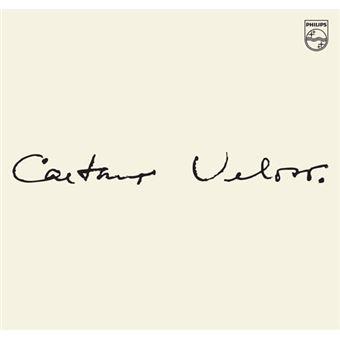 Caetano Veloso 1969 - LP 180g White Vinil 12''