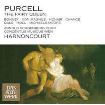 Purcell: Fairy Queen (2CD)