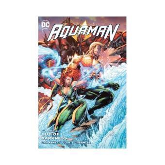 Aquaman tp vol 8