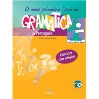 O Meu Primeiro Livro de Gramática de Português
