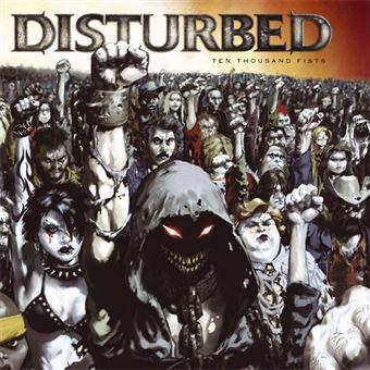 Ten Thousand Fists - CD