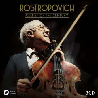 Cellist of the Century (3CD)