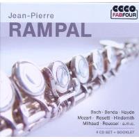 Jean Pierre Rampal - Bach, Benda, Haydn, A.M.O.(4CD)