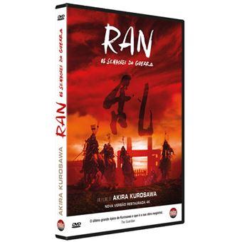 Ran: Os Senhores da Guerra - DVD