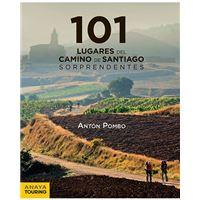 101 lugares del camino de santiago