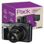 Pack Fnac Canon PowerShot SX720 HS - Preto