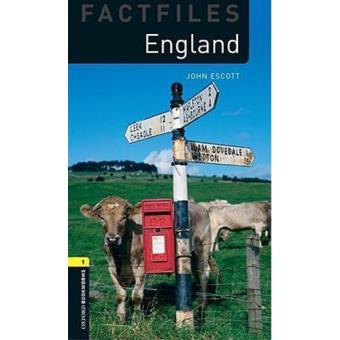 Oxford Bookworms Library Factfiles - England - Level 1