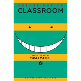Assassination Classroom - Volume 2