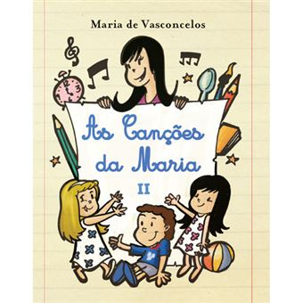 As Canções da Maria Vol 2 - CD + DVD