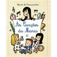 As Canções da Maria Vol 2 - CD + DVD