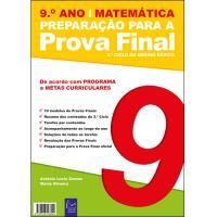 Preparação Para Prova Final Matemática 9º Ano