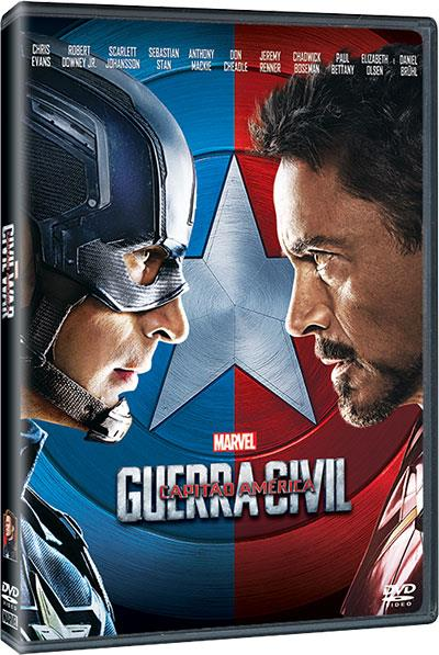Capitão América: Guerra Civil Trailer
