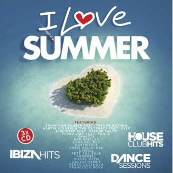 I Love Summer 2013 (3CD)