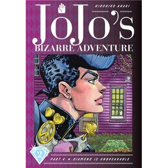 Jojo's bizarre adventure: part 4--d