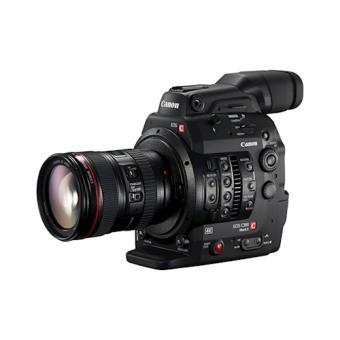 Canon Cinema EOS C300 Mark II 9.84MP CMOS 4K Ultra HD Preto