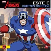 Este é o Captain America