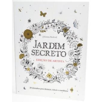Jardim Secreto - Edição de Artista
