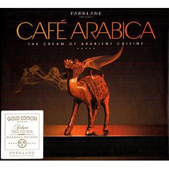 CAFE ARABICA-CREAM OF ARABIENT (2CD