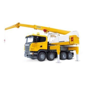 Scania - Camião Série R Liebherr Crane