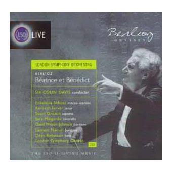 BERLIOZ-BEATRIZ E BENEDITO (2CD)