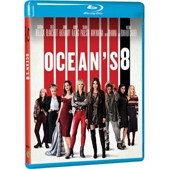 Ocean's 8 - Blu-ray