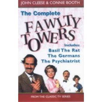 "Complete ""fawlty towers"""
