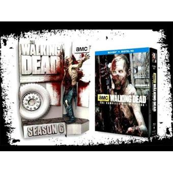 The Walking Dead - Coleção 6ª Temporada + Figura (Blu-ray)