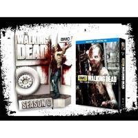 The Walking Dead - Coleção 6ª Temporada + Figura (Blu-ray)
