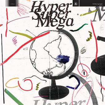Hyper Super Mega - LP 12''