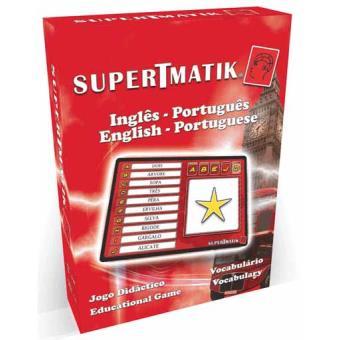 SuperTmatik - Quiz Inglês - Português