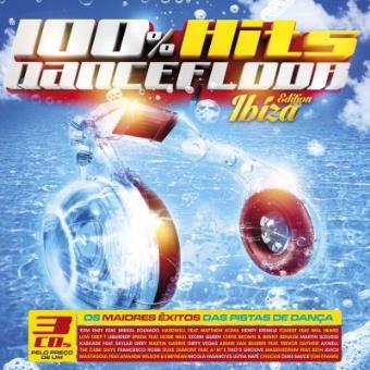 100% Hits Dancefloor - Ibiza Edition (3CD)