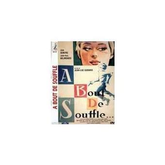 A BOUT DE SOUFFLE -DVD64 Z2